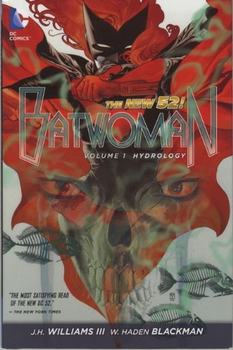 Batwoman - Hydrology (Vol. 1) (The New 52) by Haden Blackman (2012-06-22)