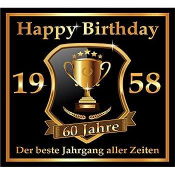 Udo schmidt aufkleber flaschenetikett etikett endlich 60 geburtstag gold elegant - Geburtstagsbilder zum 25 ...