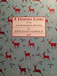A Christmas Cracker,: Being a Commonplace Selection, 2017
