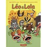 Léo et Lola : Pack 2 volumes : Tome 1, On s'aime trop ! ; Tome 8, Tous copains !