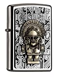 Zippo Sturmfeuerzeug 2004744 EMBLEM-LIGHTER WITH MAYA TUMI