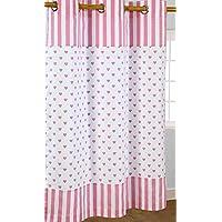 Suchergebnis auf Amazon.de für: kinderzimmer gardinen - Rosa ...