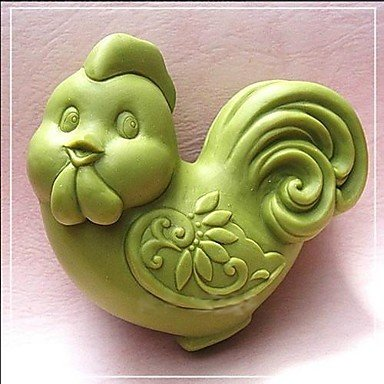 FPP Pollo forma Bake Mold, W7cm x L5.3cm x H3cm