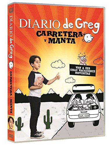 Diario De Greg: Carretera Y Manta [DVD]