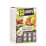 COMPO Insektenmittel PREV-AM, Bekämpfung von Schädlingen an Zierpflanzen und Fruchtgemüse, 20 ml