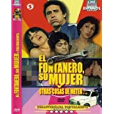 The Plumber His Woman and Other Things /El Fontanero, Su Mujer, y Otras Cosas De Meter Lina Romay PAL DVD by Carlos Aured