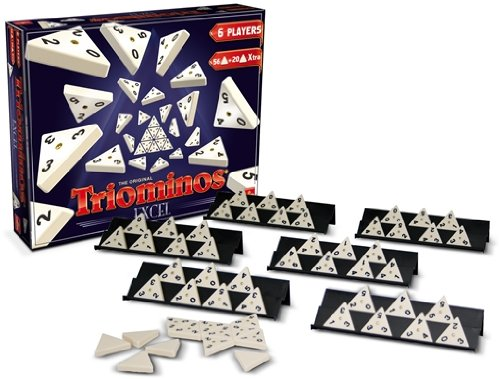 60607 - Goliath Toys - Triominos Excel