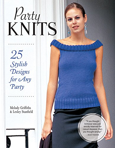 Fancy Dress Corsagen - Party Knits: 25 Stylish Designs for