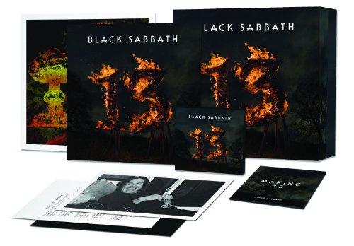 13 [Deluxe Boxset CD + 2 DVD + Vinile + Stampe]