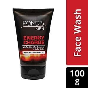 POND'S Ponds Men Energy Charge Face Wash, 100g