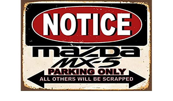 BDTS Metal Warning Sign 8x12 inches Sign Client Parking Only Parking Sign Aluminum Metal Sign