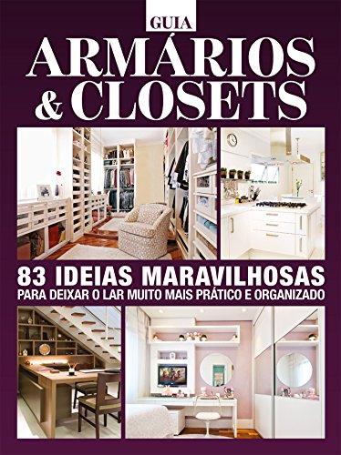 Guia Armários & Closets Ed.03 (Portuguese Edition) por On Line Editora