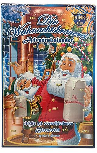 Drinks & Fun - Die Weihnachtsbrauerei Bier-Adventskalender