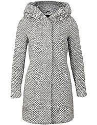 Only Damen Mantel Onlindie Sedona Petit Long Wool Coat