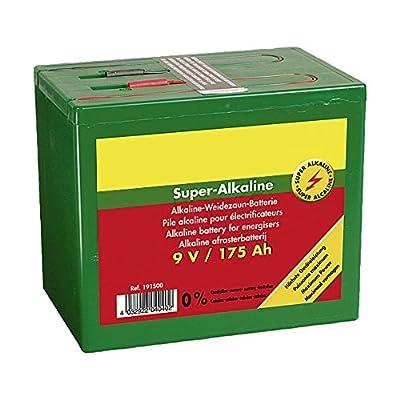 Super-Alkaline Weidezaun-Batterie - 190500 von GetReyEU bei Du und dein Garten