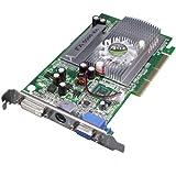 AXLE nVidia GeForce 5500FX 256 MB Grafikkarte (AGP, 256MB DDR Speicher, 128-bit, VGA, DVI, S-Video)