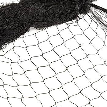 Vogelschutznetz Vogelnetz Laubschutznetz Gartennetz Vogel Schutz Netz 15X7.5m