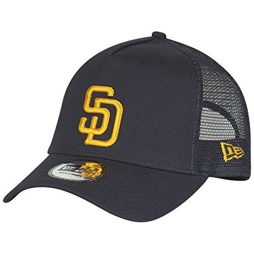 Casquette Trucker MLB Essential San Diego Padres bleu marine NEW ERA Bleu Marine