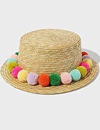 Beach Sun Hat Female Summer Beach Hat The Beach Vacation Travels The Sun Hat Casual Wild Sunscreen Soft and comfort