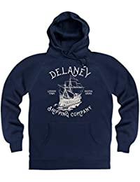 Inspired By Taboo - Delaney Shipping Company Hoodie, Herren