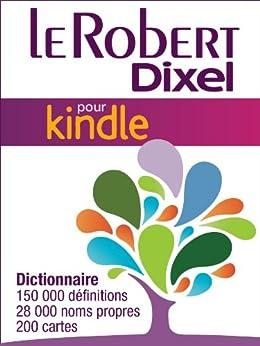 Le Robert Dixel par [LE-ROBERT]