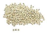 VBS 200 g Holz-Buchstabenperlen, Großhandelspackung