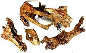 Décoration pour aquarium en bois flotté Taille moyenne