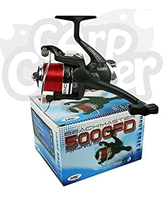 Beach Casting Sea Fishing Reel BM5000 Rock Pier Beachcaster Reel With 20lb line by NGT