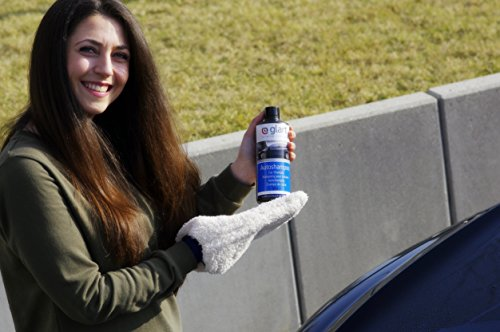 Glart 45AS Autoshampoo Konzentrat für Autowäsche, für glänzenden Auto-Lack und Scheiben, 500 ml