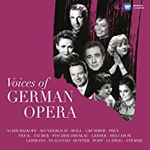 Voices of the German Opera tradition (Coffret 5 CD)