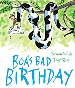 Boa's Bad Birthday by [Willis, Jeanne]