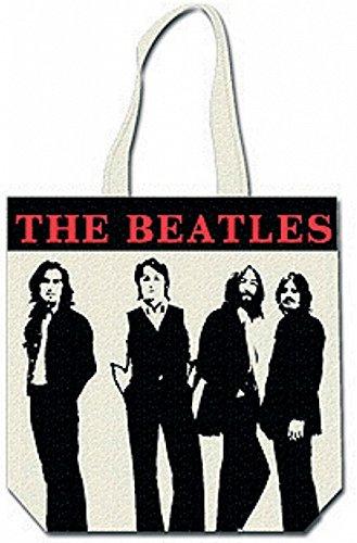 The beatles group shot sac à shopping - 39 x 40 cm