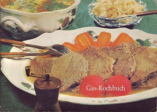 Gas-Kochbuch