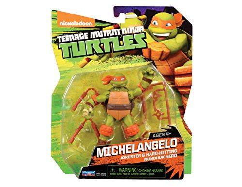 Image of Teenage Mutant Ninja Turtles Michelangelo Action Figure