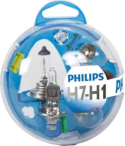 Philips 55720EBKM - Kit lampadine di ricambio H1/H7