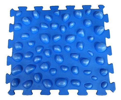 Sport-Thieme® Kiesel-Puzzlematte, Blau