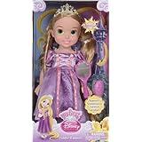 Disney Princess My First Disney Toddler - Muñeca de princesa Rapunzel (38,1 cm)