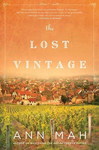 Buchseite und Rezensionen zu 'The Lost Vintage: A Novel (English Edition)' von Ann Mah