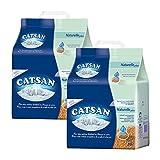 Catsan Naturelle Streu 6 x 20 Liter Vorrat (120 Liter)
