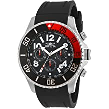 Invicta 15145 - Reloj para hombre color negro / negro