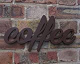 Coffee Plaque, Coffee Bar Restaurant Decor, Shop, Business Signs Personalised Gifts, Mia Workshop