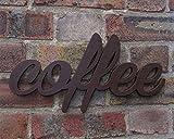 caffè firmato a mano, segni commerciali, segno ristorante, caffè, amanti del caffè