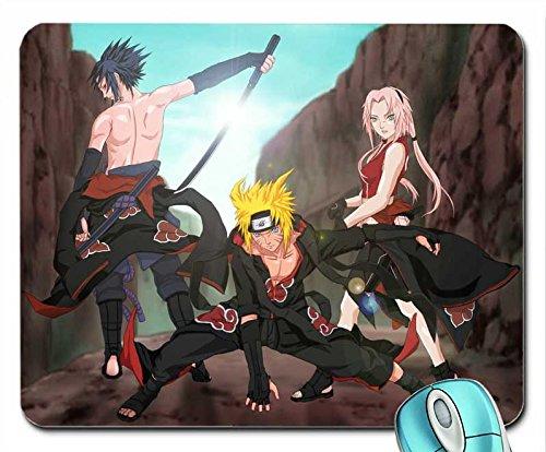 Anime Haruno Sakura Uchiha Sasuke Naruto Naruto Shippuden Akatsuki Naruto Uzumaki 1280x 1024Tapete Maus Pad Computer Mauspad