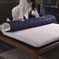 WJH Colchones viscoelásticos de Espesar, Colchón de futón Tatami japonés, Doble Cara Disponible Respirable
