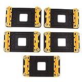 P Prettyia Staffa Principale della Base della Ventola di Raffreddamento della CPU Cooler PC 5PCS / Lotto per AM2 / AM2 + / AM3
