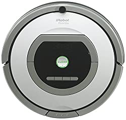iRobot 700 Series Roomba 776p Vacuum Cleaning Robot (White)