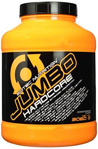 Scitec Nutritiongainer Jumbo Hardcore, Banane-Joghurt, 3060g -