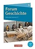 Forum Geschichte - Neue Ausgabe - Gymnasium Niedersachsen / Schleswig-Holstein: 5. Schuljahr - Von der Urgeschichte bis zum Ende des Römischen Reichs: Schülerbuch