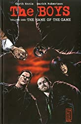 The Boys: The Name of the Game v. 1 by Garth Ennis (2007-10-26)