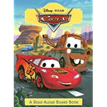 Cars (Disney/Pixar Cars) (Read-Aloud Board Book)